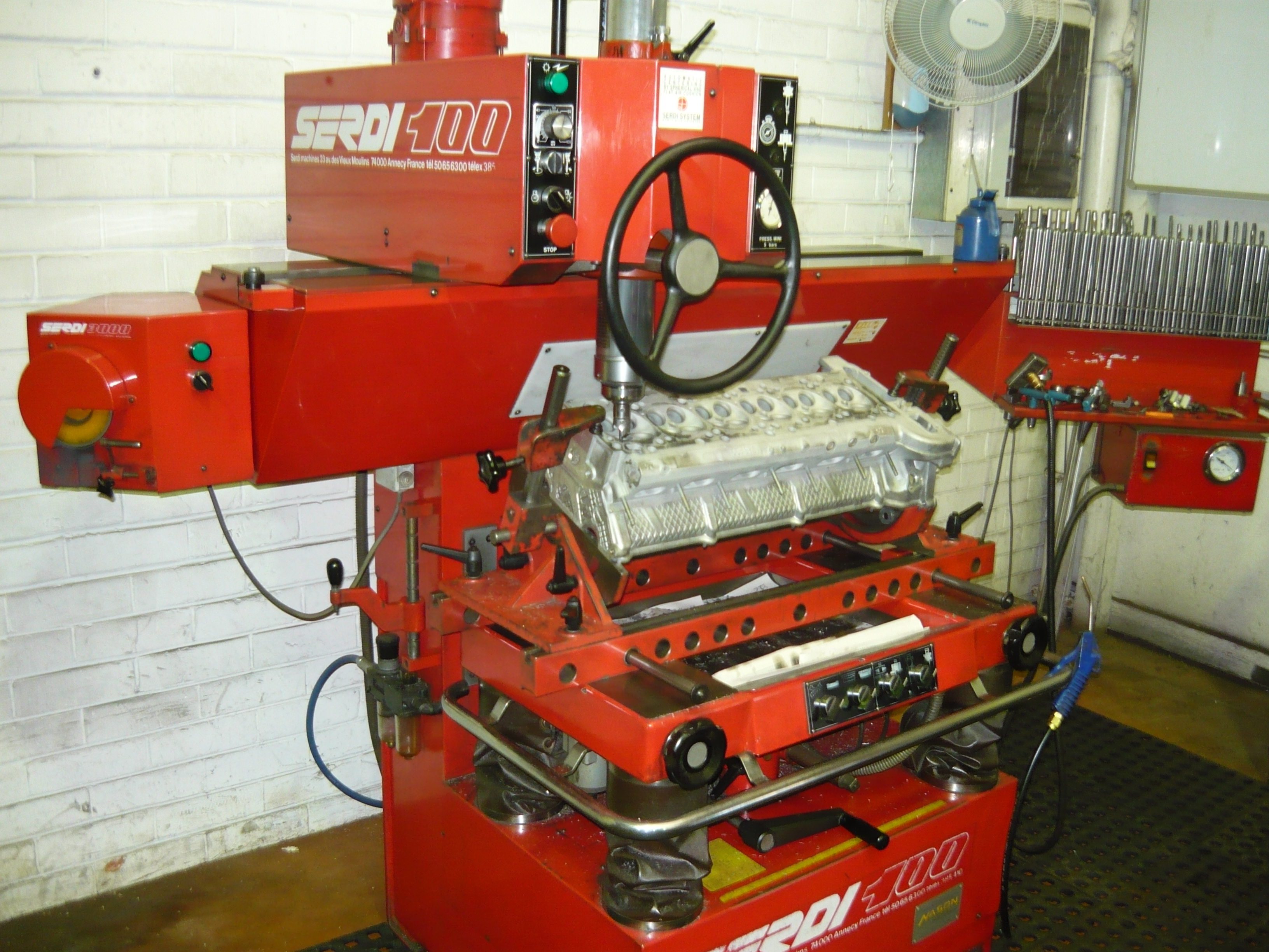 Services - Harris Engines
